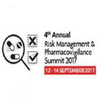 4th Annual Risk Management and Pharmacovigilance Summit