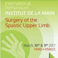International Symposium Institut de la Main – Surgery of the Spastic Uppe
