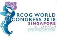 Royal College of Obstetricians and Gynaecologists (RCOG) World Congress 2018