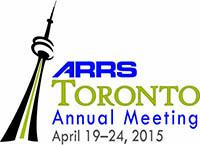 American Roentgen Ray Society Annual Meeting (ARRS) 2015