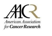 AACR International Conference on Frontiers in Cancer Prevention Research