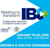 Crohn's & Colitis Meeting to Transform Inflammatory bowel disease (IBD)