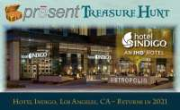 PRESENT Treasure Hunt Conference 2021