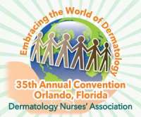 Dermatology Nurses Association (DNA) 35th Annual Convention - Embracing the
