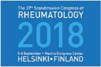 37th Scandinavian Congress of Rheumatology