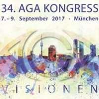 34th gesellschaft fur arthroskopie und gelenkchirurgie (AGA) / Society for