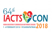 64th Annual Conference of Indian Association Of Cardiovascular And Thoracic