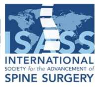 19th International Society for the Advancement of Spine Surgery (ISASS) Ann