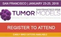 Tumor Models San Francisco Conference 2018