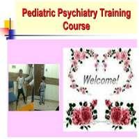 Pediatric Psychiatry Training Course