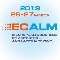 European Congress of Aesthetic and Laser Medicine (ECALM) 2019