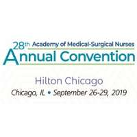 2019 Academy of Medical-Surgical Nurses (AMSN) Convention