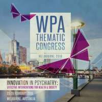 World Psychiatric Association (WPA) Thematic Congress 2018