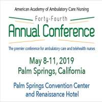 American Academy of Ambulatory Care Nursing (AAACN) 44th Annual Conference