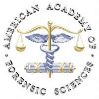 2020 American Academy of Forensic Sciences (AAFS) Annual Scientific Meeting
