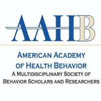 American Academy of Health Behavior (AAHB) 2019 Annual Scientific Meeting