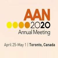 American Academy of Neurology (AAN) 2020 Annual Meeting