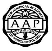 American Academy of Periodontology (AAP) 106th Annual Meeting