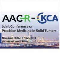 AACR-KCA Joint Conference on Precision Medicine in Solid Tumors