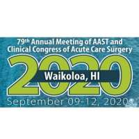 79th Annual Meeting of American Association for the Surgery of Trauma (AAST