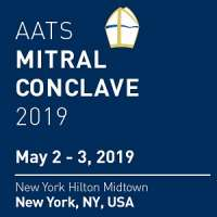 American Association for Thoracic Surgery (AATS) Mitral Conclave 2019