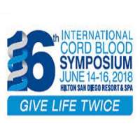 16th International Cord Blood Symposium