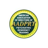 American Association of Directors of Psychiatric Residency Training (AADPRT) 2022 Annual Meeting
