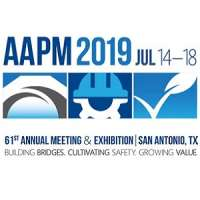 AAPM 61st Annual Meeting & Exhibition