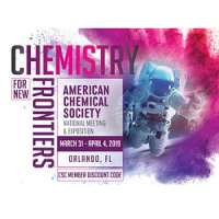 American Chemical Society (ACS) National Meeting & Expo 2019