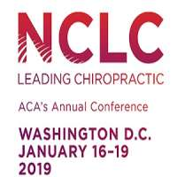 NCLC Leading Chiropractic ACA's Annual Conference 2019