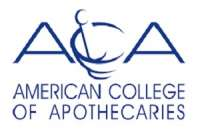 American College of Apothecaries (ACA) Fall Pharmacy Conference