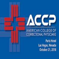 2018 American College of Correctional Physicians (ACCP) Fall Educational Co