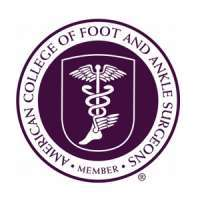 2020 American College of Foot and Ankle Surgeons (ACFAS) Annual Scientific Conference