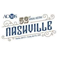 American College of Mohs Surgery (ACMS) 52nd Annual Meeting