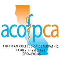 American College of Osteopathic Family Physicians of California (ACOFPCA) 4
