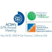 American College of Sports Medicine (ACSM) 67th Annual Meeting