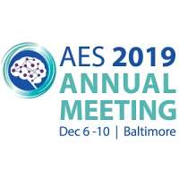American Epilepsy Society (AES) 2019 Annual Meeting