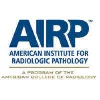 American Institute for Radiologic Pathology (AIRP) Four Week Radiologic Pat