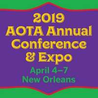 2019 American Occupational Therapy Association (AOTA) Annual Conference & E