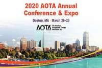 2020 AOTA Annual Conference & Expo