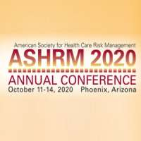 American Society for Healthcare Risk Management (ASHRM) 2020 Annual Confere