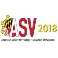 American Society for Virology 2018 Annual Meeting