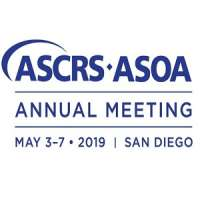 2019 ASCRS•ASOA Annual Meeting