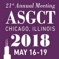 American Society of Gene and Cell therapy (ASGCT) Annual Meeting 2018