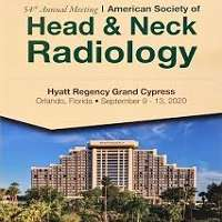 American Society of Head and Neck Radiology (ASHNR) 54th Annual Meeting