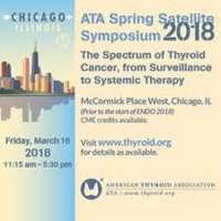 American Thyroid Association (ATA) Satellite Symposium: The Spectrum of Thy