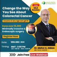Learn about Colorectal Cancer: Everyone is at Risk!