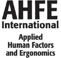 9th International conference on Applied Human Factors and Ergonomics