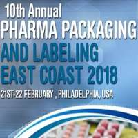 10th Annual Pharma Packaging and Labeling East Coast 2018