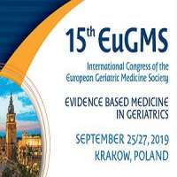 15th European Union Geriatric Medicine Society (EUGMS) International Congress
